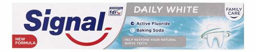 Dentifrice Daily White