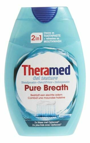 Tandpasta 2in1 Pure Breath